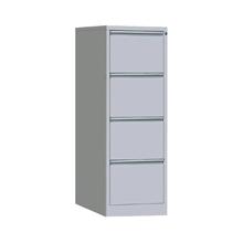 ตู้ลิ้นชัก ตู้ลิ้นชักเหล็กเก็บแฟ้มแขวน4ชั้น  METALPRO