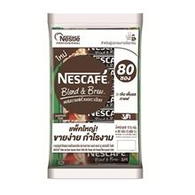 รูปภาพของ เนสกาแฟ 3 in 1 เอสเพรสโซ่ 17.5 g.x 80ซอง
