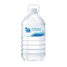 รูปภาพของ น้ำดื่ม ตราสิงห์ ชนิดถัง 6 ลิตร