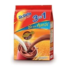 รูปภาพของ เครื่องดื่มช็อคโกแล็ตโอวัลติน 3 in 1 ขนาด 31 กรัม (แพ็ค 20 ซอง)