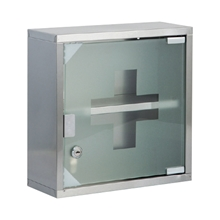 รูปภาพของ ตู้ยาสามัญ SURE MC-330-CROIX 30x12x30cm.