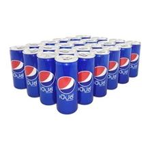 รูปภาพของ เครื่องดื่ม Pepsi Can 245 ml. (แพ็ค 24 กระป๋อง)