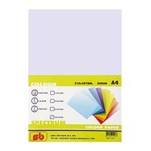 รูปภาพของ กระดาษสีถ่ายเอกสาร สเปคตรัม No.11 80/500 A4 สีม่วงอ่อน