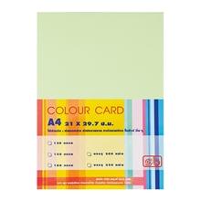 รูปภาพของ กระดาษการ์ดสี SB 180g A4 เขียว (แพ็ค 200 แผ่น)