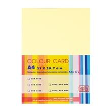 รูปภาพของ กระดาษการ์ดสี SB 180g A4 เหลือง (แพ็ค 200 แผ่น)