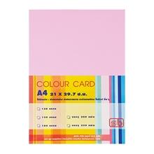 รูปภาพของ กระดาษการ์ดสี SB 180g A4 ชมพู (แพ็ค 200 แผ่น)