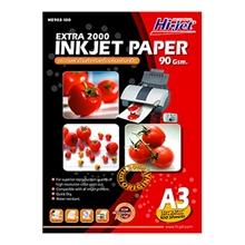 รูปภาพของ กระดาษอิงค์เจ็ท HI-JET HE903-100 90g A3(แพ็ค 100 แผ่น)