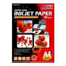 รูปภาพของ กระดาษอิงค์เจ็ท HI-JET HE904-200 90g A4(แพ็ค 200 แผ่น)