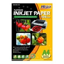 รูปภาพของ กระดาษอิงค์เจ็ท HI-JET NM1084-100 108g A4(แพ็ค 100 แผ่น)