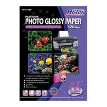 รูปภาพของ กระดาษอิงค์เจ็ทโฟโต้ HI-JET NP124-200 120g A4(แพ็ค 200 แผ่น)