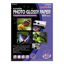 รูปภาพของ กระดาษอิงค์เจ็ทโฟโต้ HI-JET NP153-10 150g A3(แพ็ค 10 แผ่น)