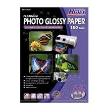 รูปภาพของ กระดาษอิงค์เจ็ทโฟโต้ HI-JET NP154-20 150g A4(แพ็ค 20 แผ่น)