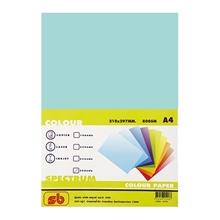 รูปภาพของ กระดาษสีถ่ายเอกสาร สเปคตรัม No.16 80/500 A4 สีฟ้าเข้ม