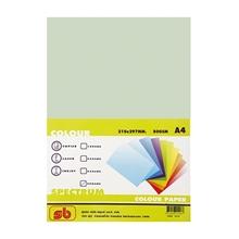 รูปภาพของ กระดาษสีถ่ายเอกสาร สเปคตรัม No.5 80/500 A4 สีเขียวเข้ม