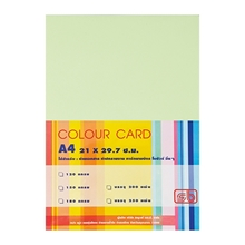 รูปภาพของ กระดาษสีถ่ายเอกสาร SB 120g A4 สีเขียว (แพ็ค 250 แผ่น)