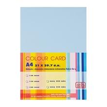 รูปภาพของ กระดาษสีถ่ายเอกสาร SB 150g A4 สีฟ้า (แพ็ค 200 แผ่น)
