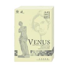 รูปภาพของ กระดาษสีถ่ายเอกสาร วีนัส 120g A4 สีครีม (แพ็ค 200 แผ่น)
