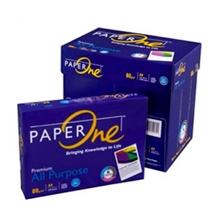 รูปภาพของ กระดาษถ่ายเอกสาร Paper One 80/500 A4 (กล่อง 5 รีม)