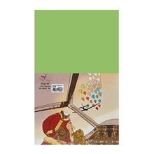รูปภาพของ กระดาษสีถ่ายเอกสาร ฟลายอิ้ง 21 120แกรม 100แผ่น A3 เขียวใบไม้