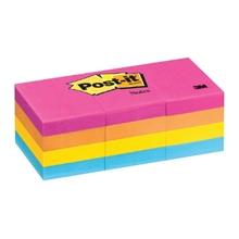"""รูปภาพของ Post-it 3M 653-AN 1.5x2""""นีออนคละสี(แพ็ค 12 เล่ม)"""