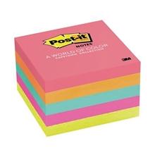 """รูปภาพของ Post-it 3M 654-5PK 3x3"""" นีออน(แพ็ค 5 เล่ม)"""