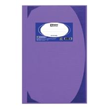 รูปภาพของ สมุดบันทึกมุมมัน ตราช้าง 5/100 HC105 70g สีม่วง