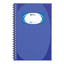 รูปภาพของ สมุดบันทึกมุมมันสันห่วง ตราช้าง WHC-402 สีน้ำเงิน