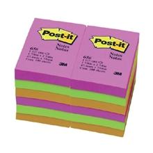 """รูปภาพของ Post-it 3M No.656-AN 2x3"""" นีออนคละสี (แพ็ค 12 เล่ม)"""