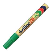 รูปภาพของ ปากกาเคมี อาร์ทไลน์ EK-70 สีเขียว