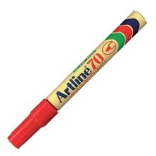 รูปภาพของ ปากกาเคมี อาร์ทไลน์ EK-70 สีแดง