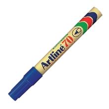 รูปภาพของ ปากกาเคมี อาร์ทไลน์ EK-70 สีน้ำเงิน