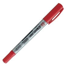รูปภาพของ ปากกามาร์คเกอร์ 2 หัว ซากุระ XYK-T 44103 แดง