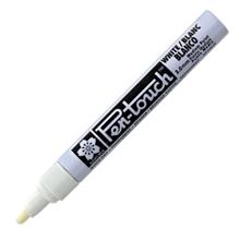 รูปภาพของ ปากกาเพ้นท์ ซากุระ XPMK-B 2 มม. สีขาว