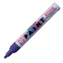 รูปภาพของ ปากกาเพ้นท์ ซากุระ XPMK-B 2 มม. สีม่วง