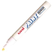 รูปภาพของ ปากกาเพ้นท์ ยูนิ รุ่น PX-20 สีขาว