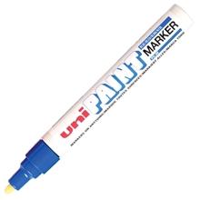 รูปภาพของ ปากกาเพ้นท์ ยูนิ รุ่น PX-20 สีน้ำเงิน