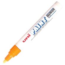 รูปภาพของ ปากกาเพ้นท์ ยูนิ รุ่น PX-20 สีส้ม