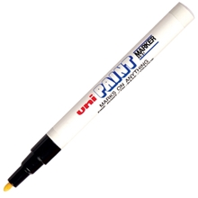 รูปภาพของ ปากกาเพ้นท์ ยูนิ รุ่น PX-21 สีดำ