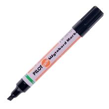 รูปภาพของ ปากกาไวท์บอร์ด ไพล็อต WBMK-B หัวตัด สีดำ