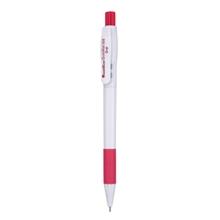 รูปภาพของ ปากกาเจลโล่บอล ควอนตั้ม QCGB-008 0.8 มม. สีแดง