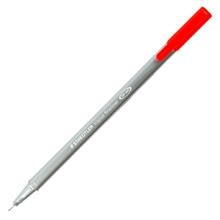 รูปภาพของ ปากกาหัวเข็ม สเต็ดเล่อร์ Triplus 334-2 0.3 แดง