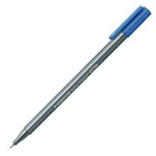 รูปภาพของ ปากกาหัวเข็มสเต็ดฯ TRIPLUS 334-37น้ำเงินฟ้า