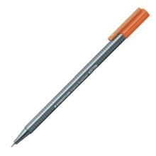รูปภาพของ ปากกาหัวเข็ม สเต็ดเล่อร์ Triplus 334-4 0.3 ส้ม