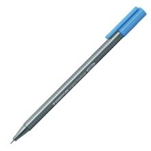 รูปภาพของ ปากกาหัวเข็มสเต็ดฯTRIPLUS 334-30 น้ำเงินอ่อน