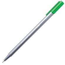รูปภาพของ ปากกาหัวเข็ม สเต็ดเล่อร์ Triplus 334-5 0.3 เขียว