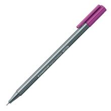 รูปภาพของ ปากกาหัวเข็ม สเต็ดเล่อร์ Triplus 334-6 0.3 ม่วง
