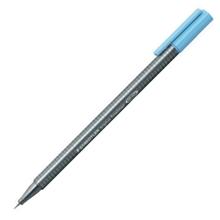 รูปภาพของ ปากกาหัวเข็มสเต็ดฯTRIPLUS 334-34 0.3 ฟ้า