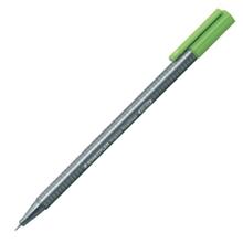 รูปภาพของ ปากกาหัวเข็ม สเต็ดเล่อร์ Triplus 334-51 0.3 เขียวอ่อน