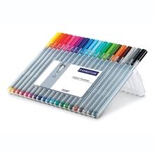 รูปภาพของ ปากกาหัวเข็ม สเต็ดเล่อร์ Triplus 334SB20 0.3 คละสี (20สี)