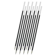 รูปภาพของ ไส้ปากกา ใช้กับชุดปากกาแท่นตั้งโต๊ะ ออเร้นจ์ ไอแมค ST-3000 (แพ็ค10ไส้)  หมึกสีน้ำเงิน
